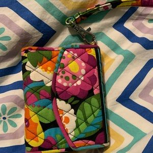 Another Vera Bradley wristlet for sale!